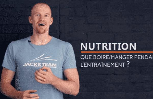 Boisson de l'effort et conseils nutrition CrossFit