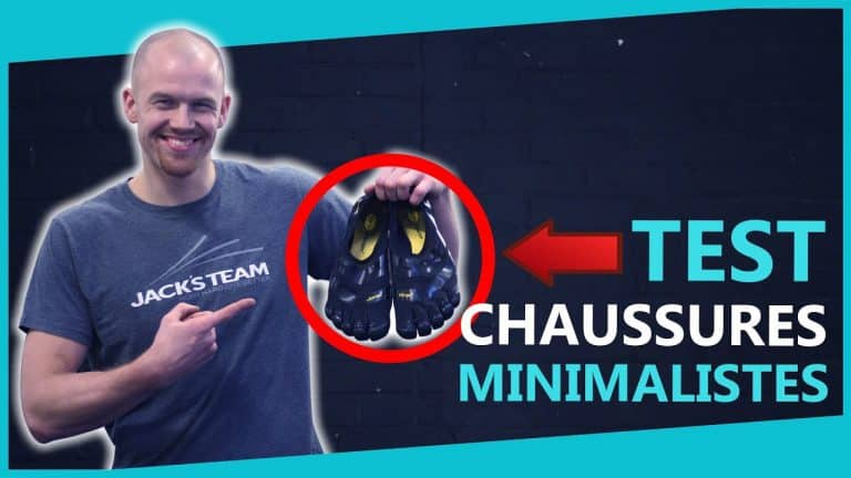 Chaussures VIBRAM EL-X Five Fingers test