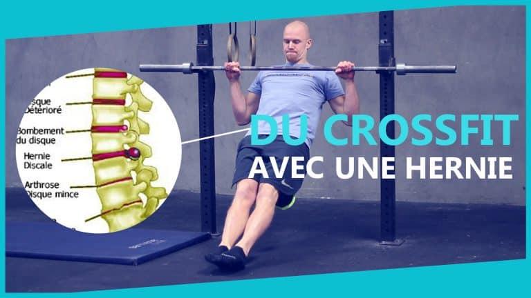 Hernie discale – CrossFit