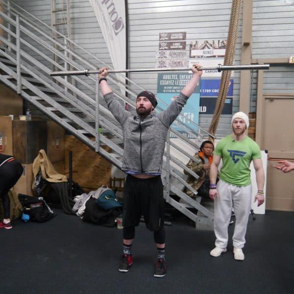 Séminaire CrossFit 1789 - Train2compete COACH KEVIN CAESEMAEKER
