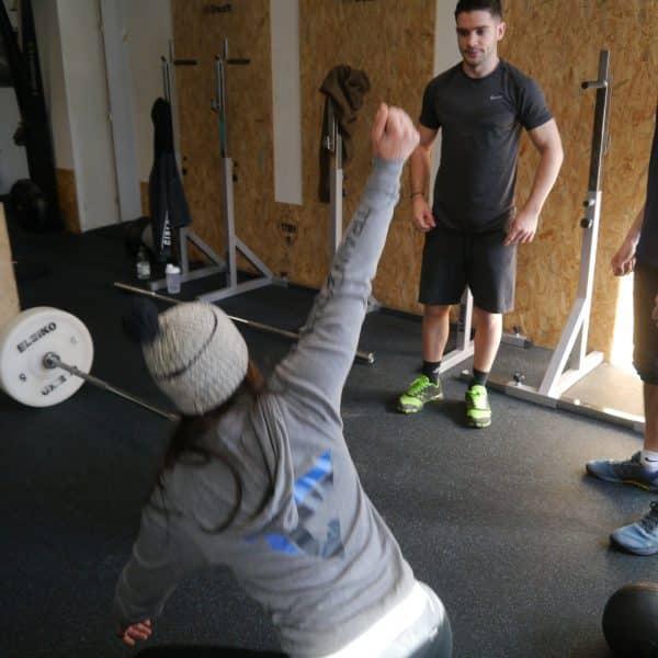 Séminaire CrossFit 1789 - Train2compete Haltérophilie