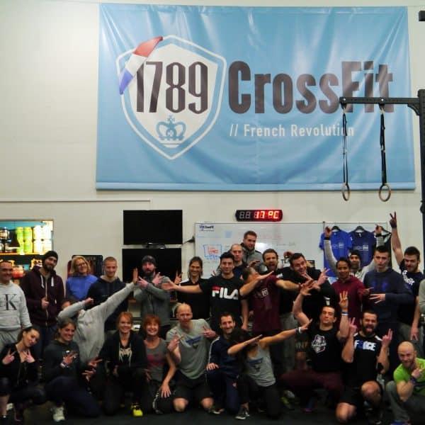 Séminaire Jack's Team CrossFit 1789