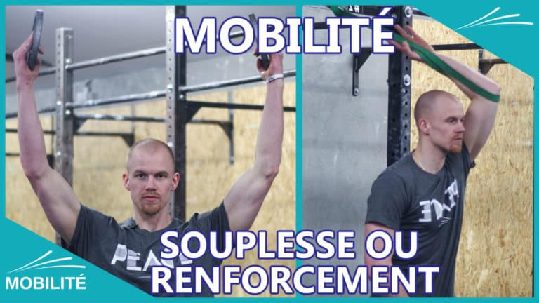 Mobilité – souplesse – CrossFit
