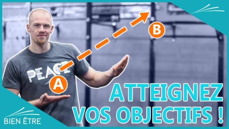 Atteindre ses objectifs et progresser en CrossFit