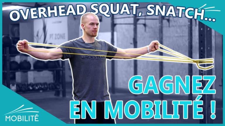 Mobilité des épaules – CrossFit®