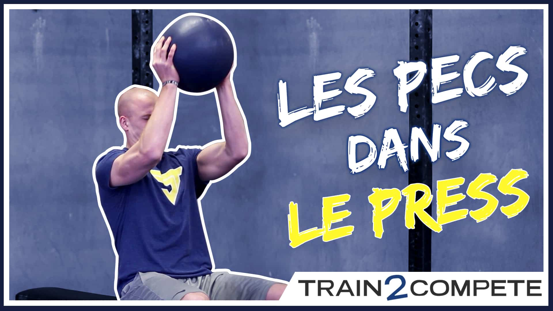 Les pecs dans les press – stop aux blessures à l'épaules en CrossFit