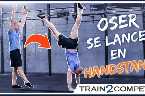 Comment apprendre le handstand - CrossFit