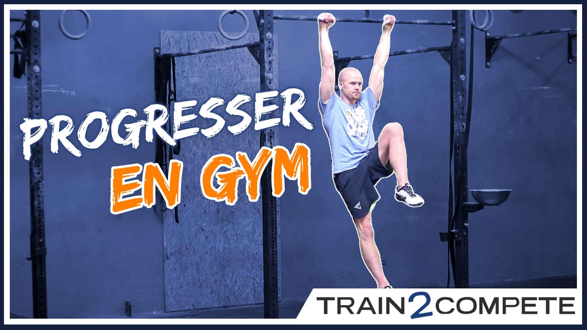 Progresser en gym en CrossFit