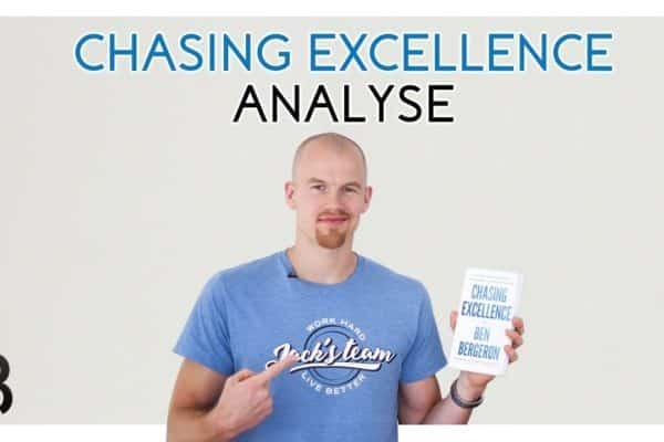 Livre Chasing excellence - Ben Bergeron - Partie 1